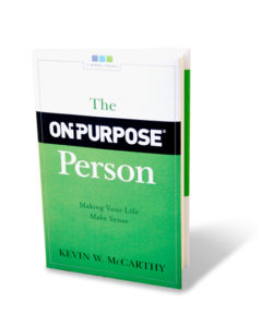 The On-Purpose Person hardcover book